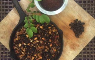 Polestar Gardens Blackened Birdseed Recipe
