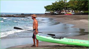 Family Camp Kayaking