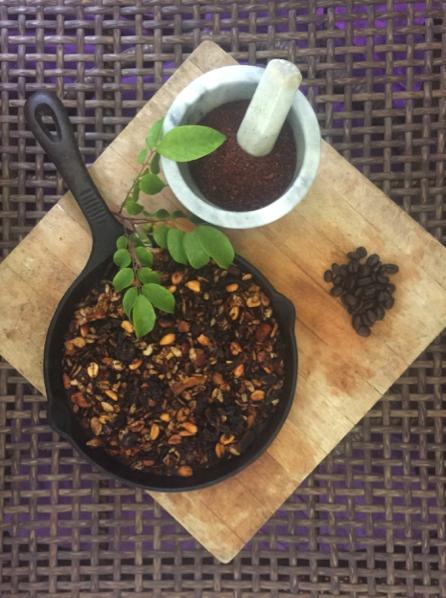 Polestar Gardens Blackened Birdseed Recipe