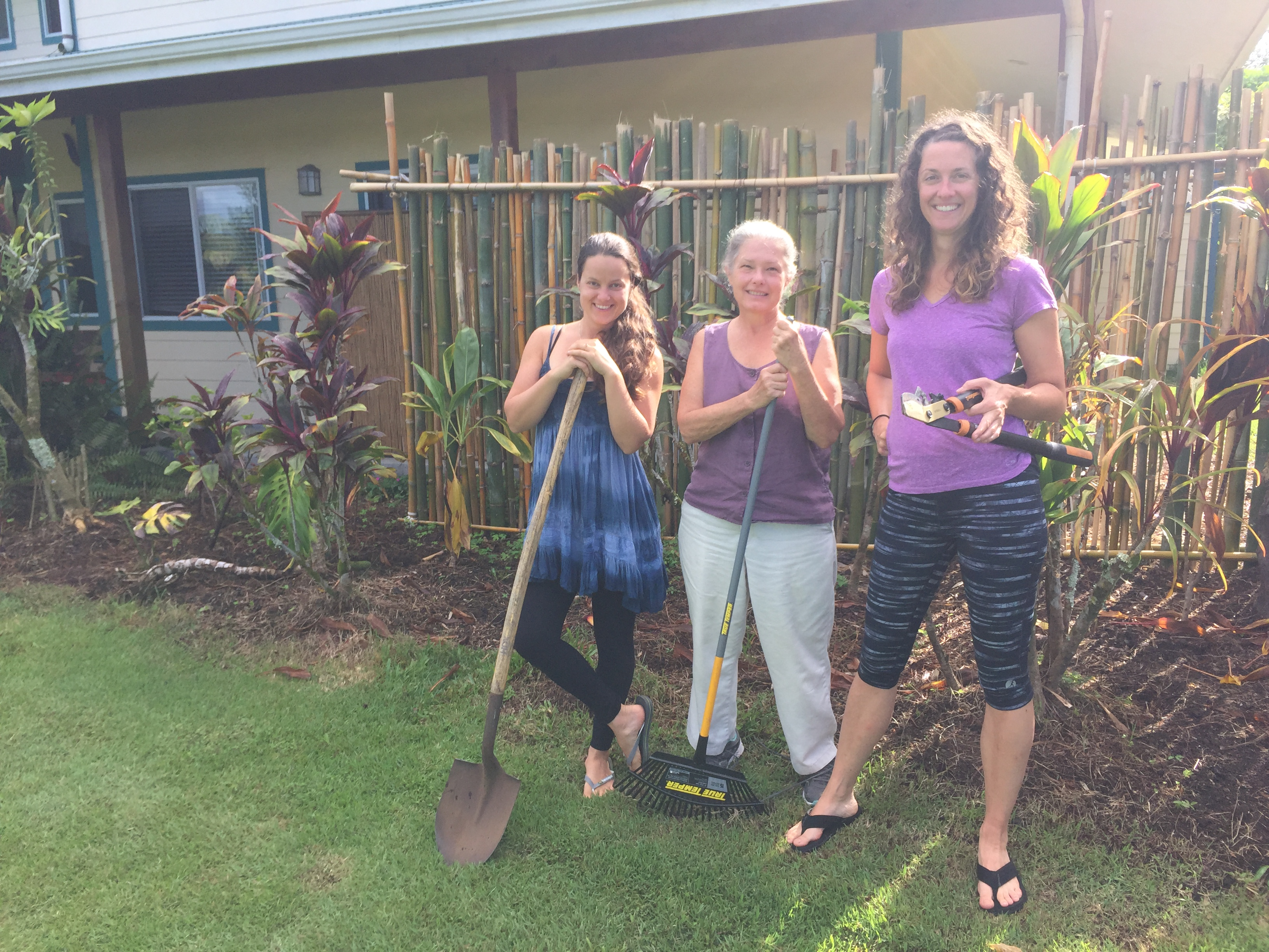 hawaii sustainable living